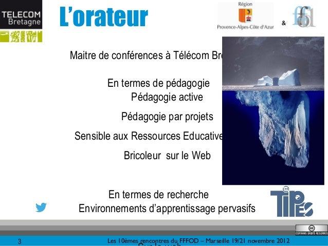 """10R - Jean-Marie Gilliot : MOOC-ITYPA, """"Internet, tout y est pour apprendre""""  Slide 3"""