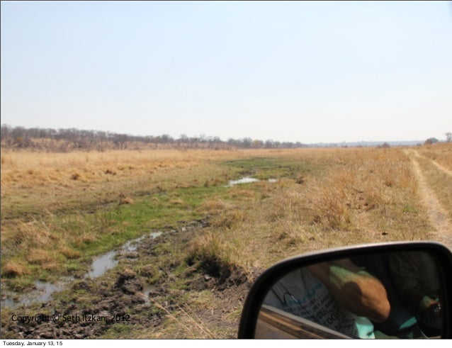 Driving  Upstream Copyright  ©  Seth  Itzkan,  2012 Tuesday, January 13, 15