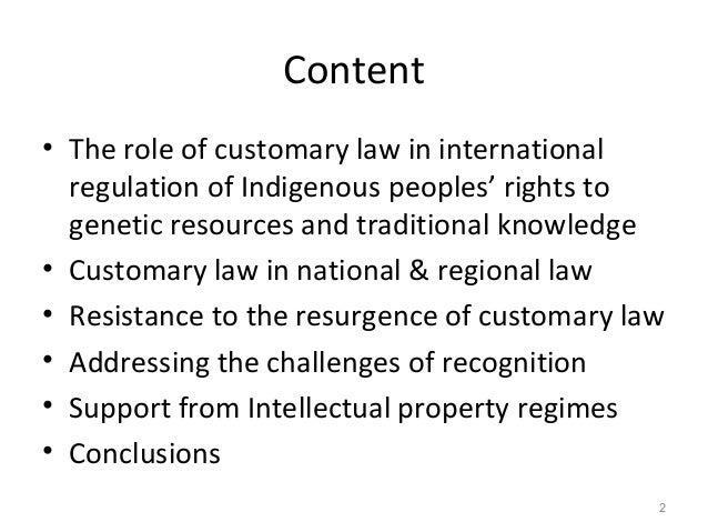 Essay: The Native Title Act