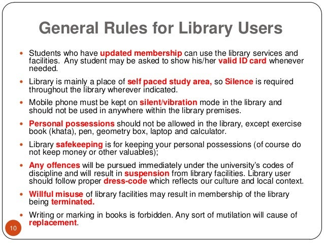 Iub Library Library Class Iub Orientation