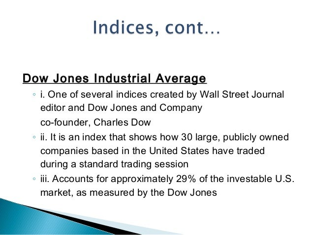 a history of charles dow and the dow jones company in the united states The project gutenberg ebook of history of the united states by charles a beard and mary r beard  by the macmillan company set.