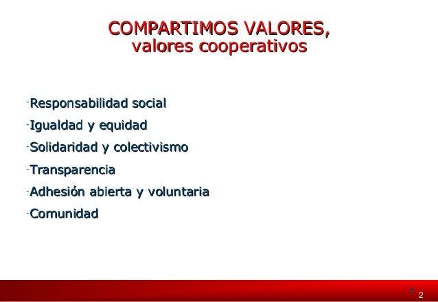 Eroski: Compartiendo valores con el software libre Slide 2