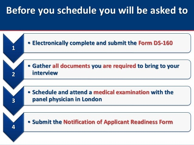 U.S. Fiance(é) Visas: How to schedule a K-1 visa interview in the Uni…