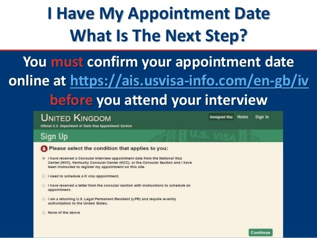 U S  Immigrant Visa Interview Appointments Scheduled by NVC