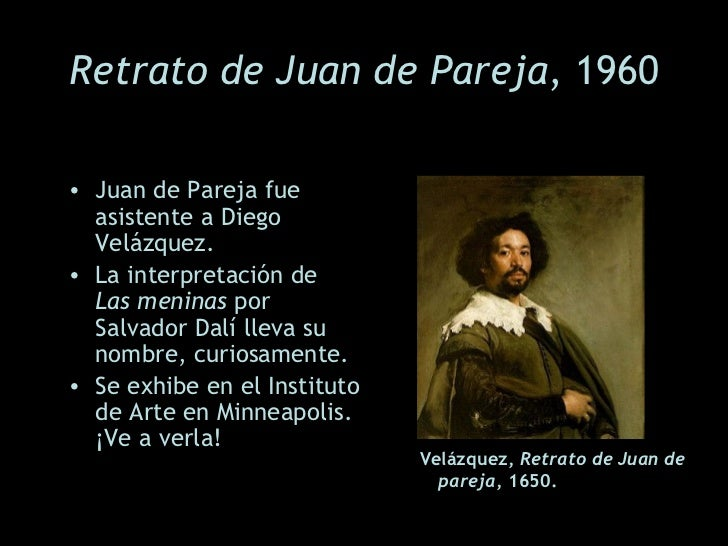 Las Meninas De Velazquez Picasso Y Dali