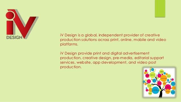 I V Design Creative Agency In Uae