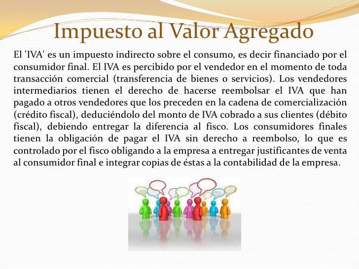 iva impuesto al valor agregado en Cómo deben determinar el impuesto al valor agregado (iva) las empresas de  cualquier tipo.