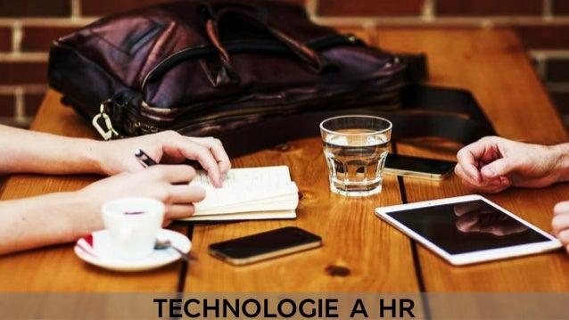 TECHNOLOGIE A HR