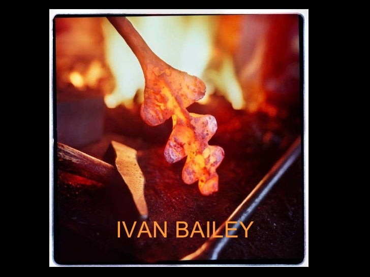 IVAN BAILEY