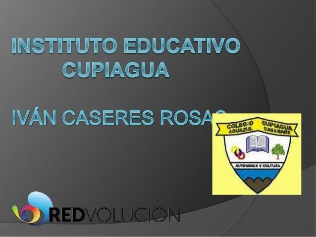  NOMBRE: Iván Fernando  APELLIDO: caseres rosas  EDAD: 15  T.I : 1193073747  CORREO: Ivancaseres12@yahoo.com  CELULA...