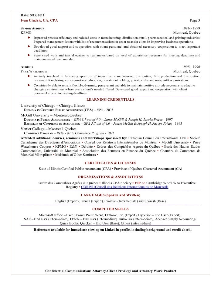Resume cpa romeondinez resume cpa altavistaventures Image collections