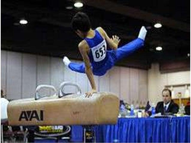 La gimnasia es un deporte en el que se ejecutan secuencias de ejercicios físicos que requieren fuerza, flexibilidad, agili...