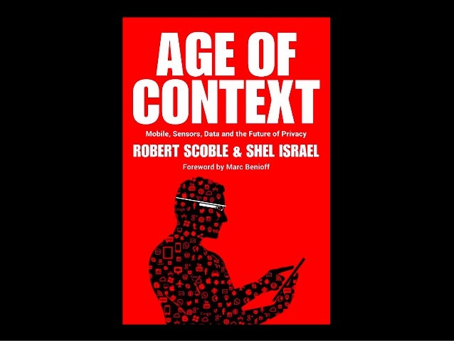 foundation of the age of context
