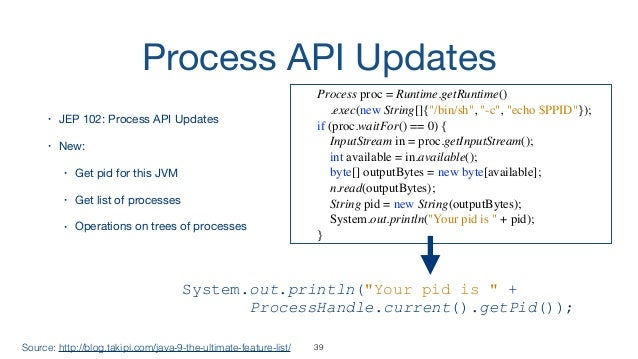 Image result for Process API Updates