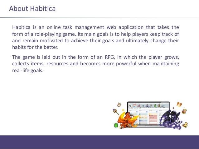 Habitica Design Challenge Finalist for Octalysis - Ivan Milev   Slide 3