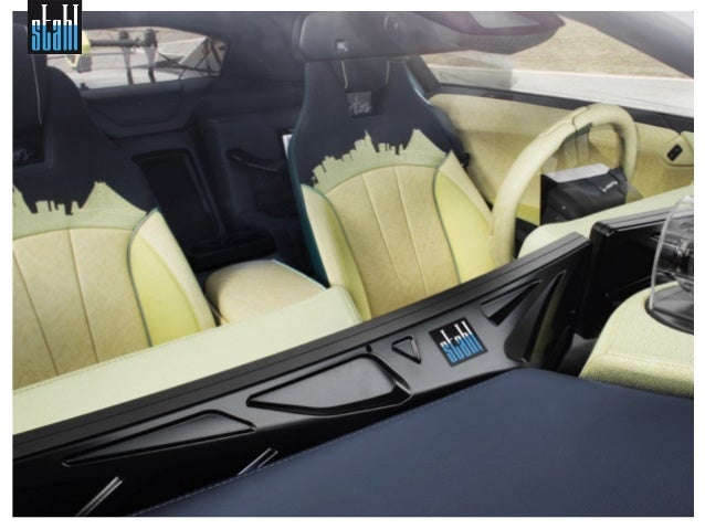 The 3rd Living Space Materials And Surfaces For The Passenger Comfor