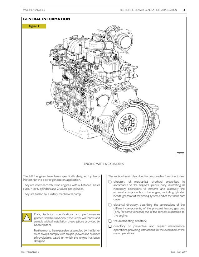 iveco workshop manual rh slideshare net Air to Fuel Gauge Wiring Diagram Basic Boat Wiring Diagram