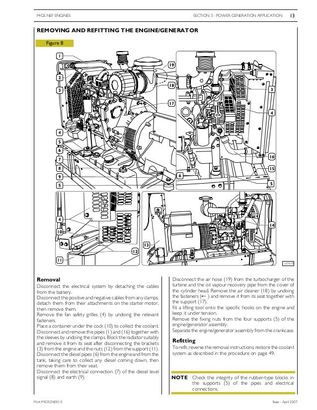 iveco workshop manual rh slideshare net Basic 12 Volt Wiring Diagrams Ignition Wiring Diagram