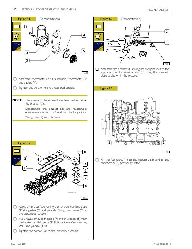 Iveco workshop manual