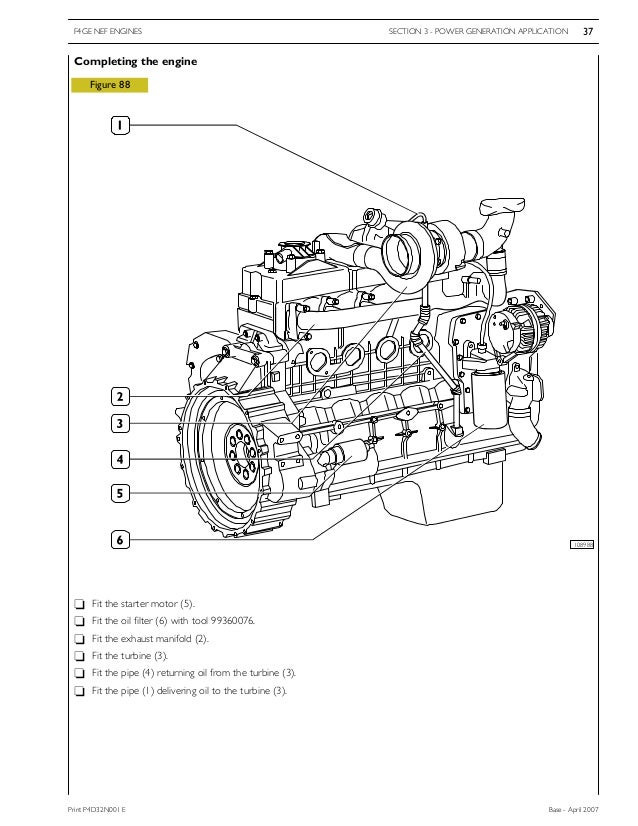 Iveco Engine Basic Wiring Diagram : 33 Wiring Diagram