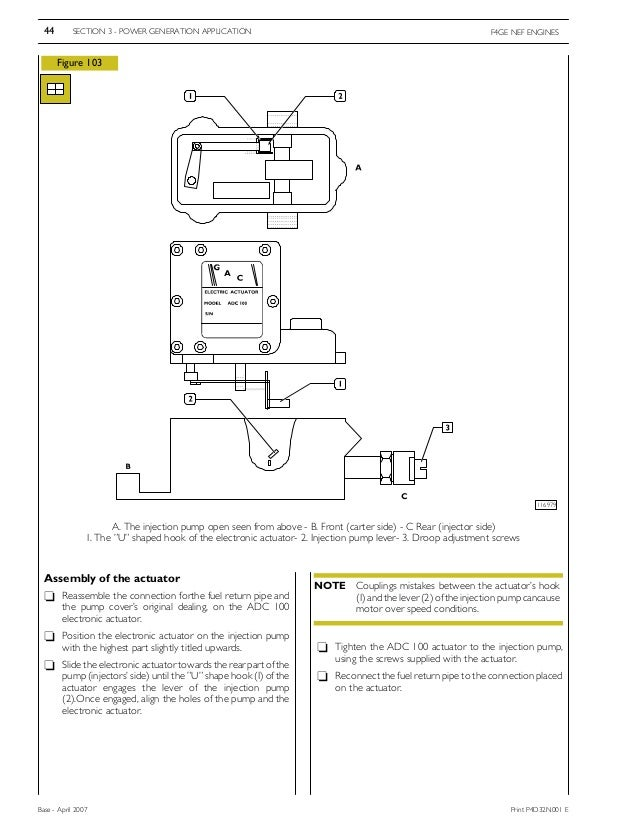 iveco engine wiring schematic