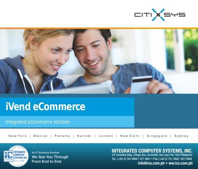ivend ecommerce integrated ecommerce solution n e w yo r k mexico panama nairobi - Ww Ecommerce Ny