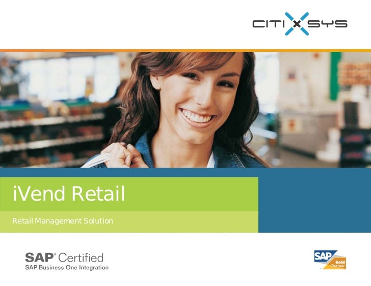 iVend RetailRetail Management Solution