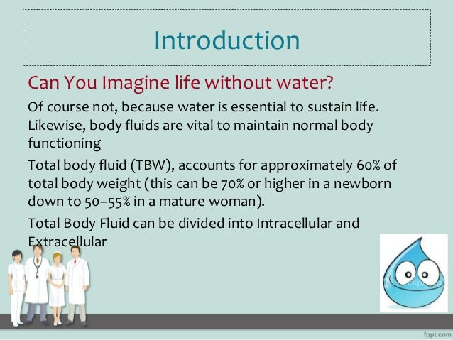 Iv fluid therapy (types, indications, doses calculation) Slide 2