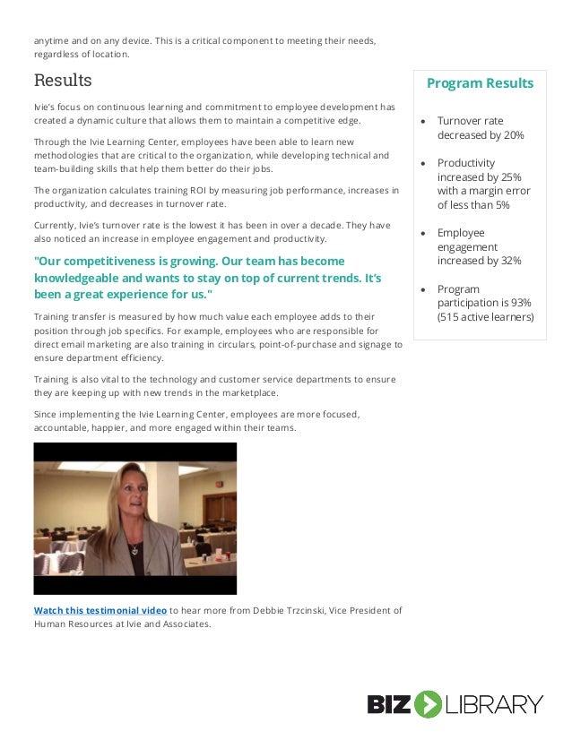 (PDF) SIEMENS: Training and Development Case Study ...