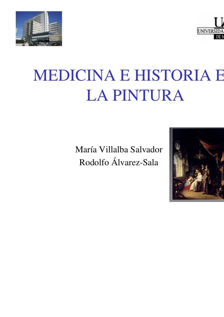 MEDICINA E HISTORIA EN     LA PINTURA                               La mujer                              hidrópica,      ...