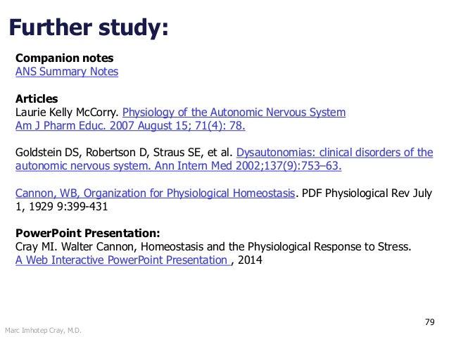 autonomic nervous system pharmacology quiz pdf