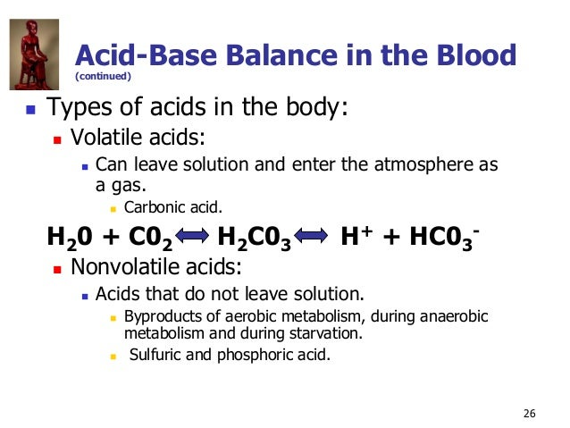 Copyright © The McGraw-Hill Companies, Inc. Permission required for reproduction or display. 26 Acid-Base Balance in the B...