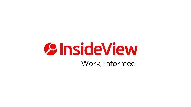 InsideView Open Event Presentation