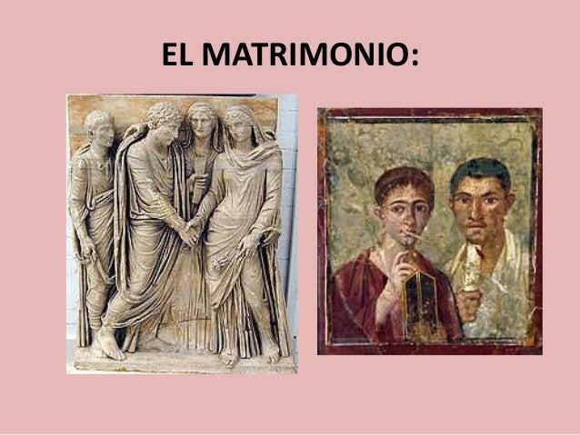 Matrimonio Romano Concepto : Familia educación y matrimonio en roma