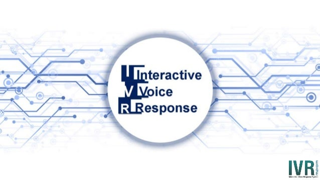 Interactive Voice Response (IVR) is an automated telephony system that interacts with callers, gathers information and rou...