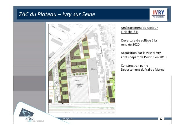 Ivry zac du plateau 13 mai 2014 - Point p ivry ...