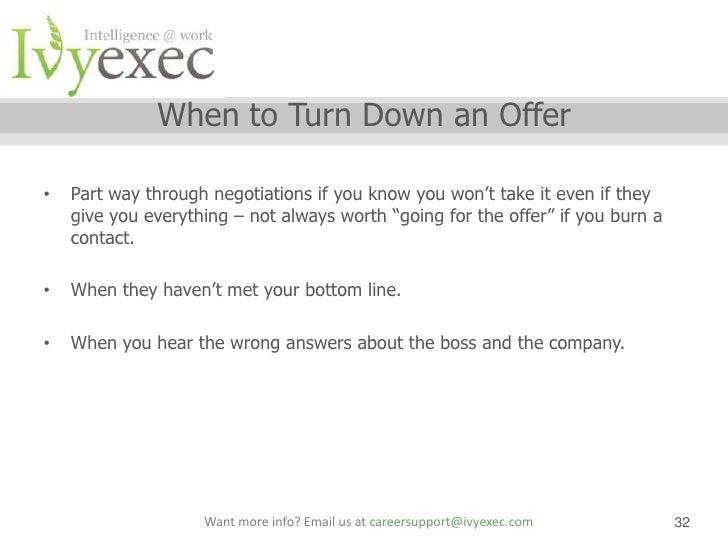 Ivy Exec Webinar: Salary Negotiation Webinar With Sarah Stamboulie