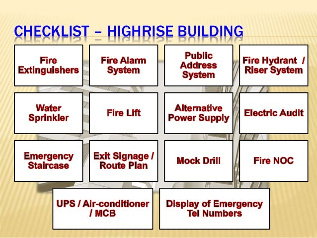 How fire extinguishers work checklist highrise building altavistaventures Image collections