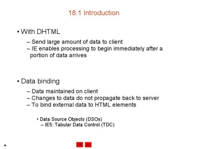 Internet development 18