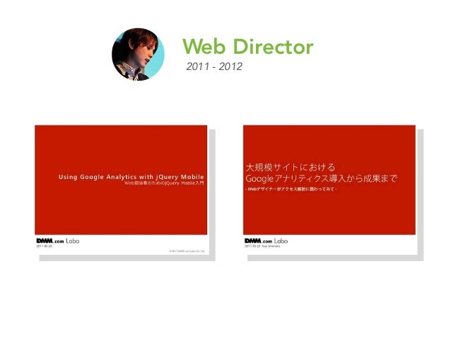 Web Director 2011 - 2012