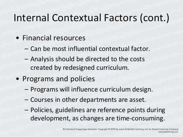 contextual factors affecting teacher development