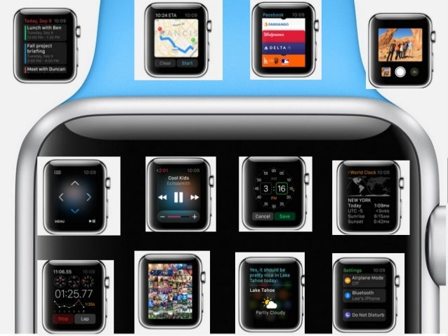 DESIGN  There's an Apple Watch for everyone.  Two different-sized starting points.