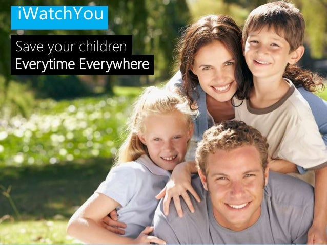ODT Indonesia iWatchYou Save your children Everytime Everywhere