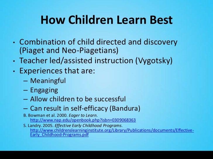 Early Childhood Education - Teach.com