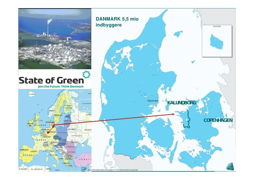 DANMARK 5,5 mioindbyggere                  KALUNDBORG                               COPENHAGEN                            ...