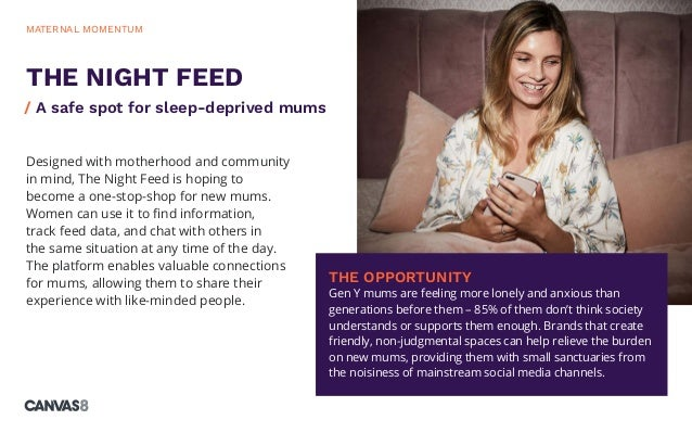 Designed with motherhood and community in mind, The Night Feed is hoping to become a one-stop-shop for new mums. Women can...
