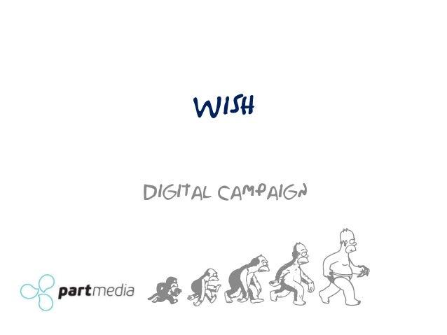 Wish Digital campaign g