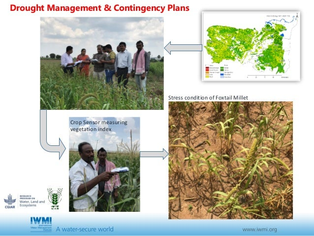 South Asia Drought Monitoring System Sadms