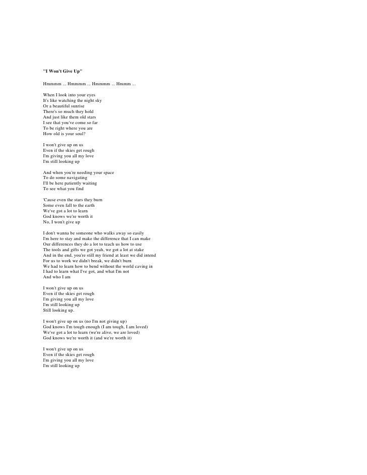 Mary Mary Can't Give Up Now Lyrics - YouTube