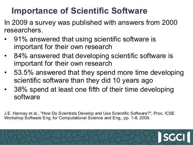SGCI - Science Gateways: An Overview Slide 3